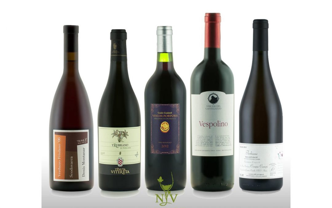 Natural wines of the month – January 2018