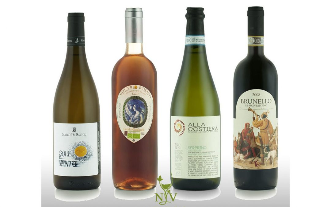 Natural wines of the month – April 2018
