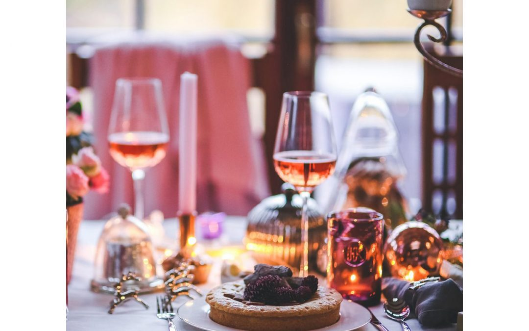 A little guide about pairing food and wine for the festive season