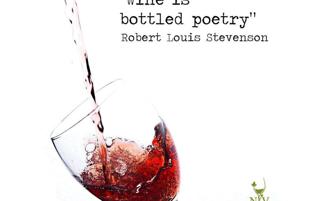 """Wine is bottled poetry"" and other quotes about wine"