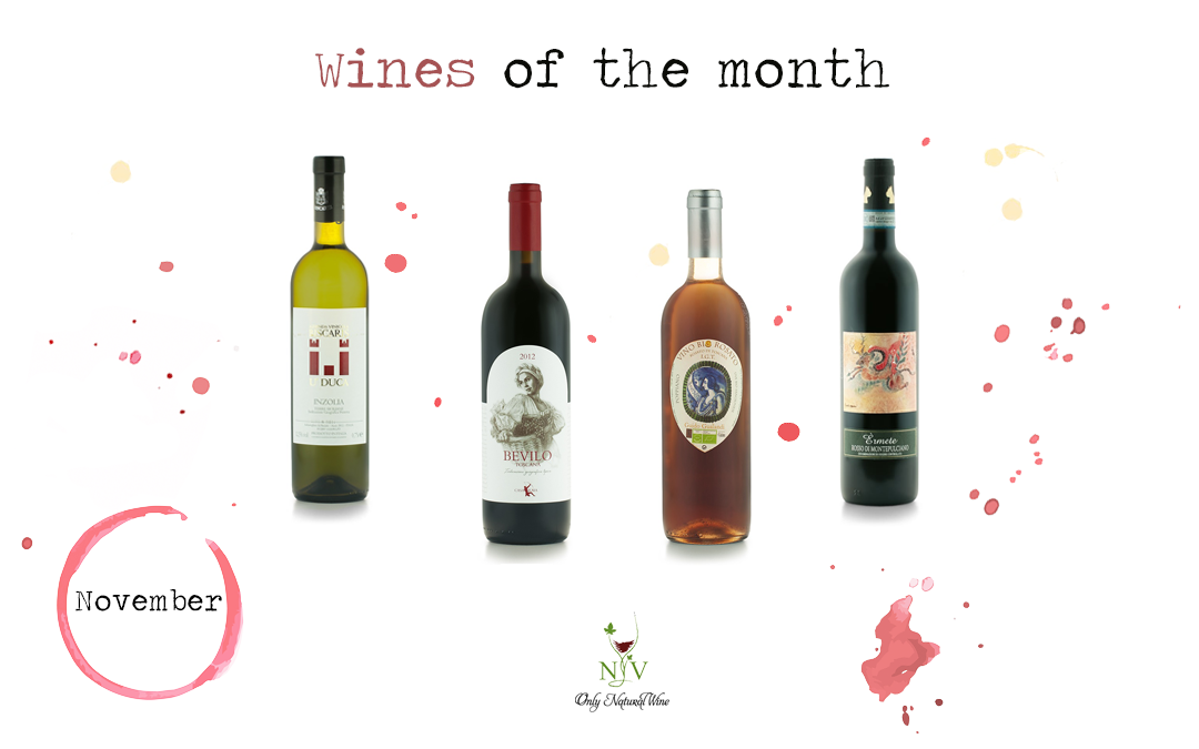 Natural wines of the month – November 2018
