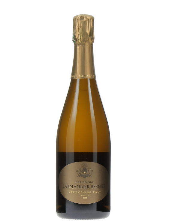 Champagne Vieille Vigne du Levant Grand Cru Extra 2010 france