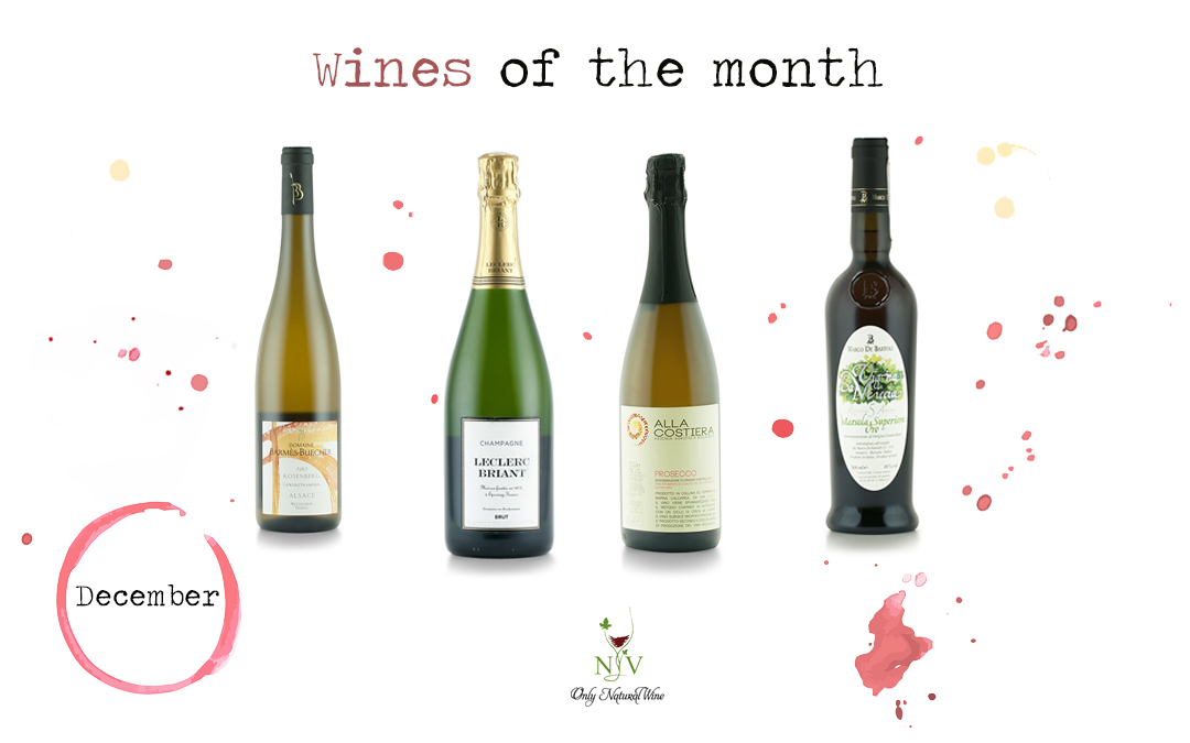 Natural wines of the month – Christmas edition