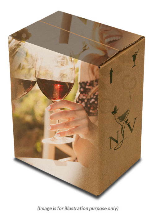 my first natural wine box