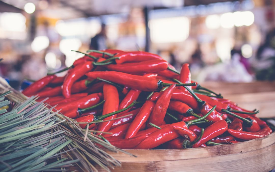 How to find the right wine for your spicy food