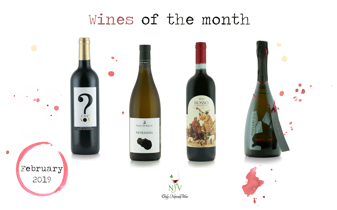 Natural wines of the month – February 2019
