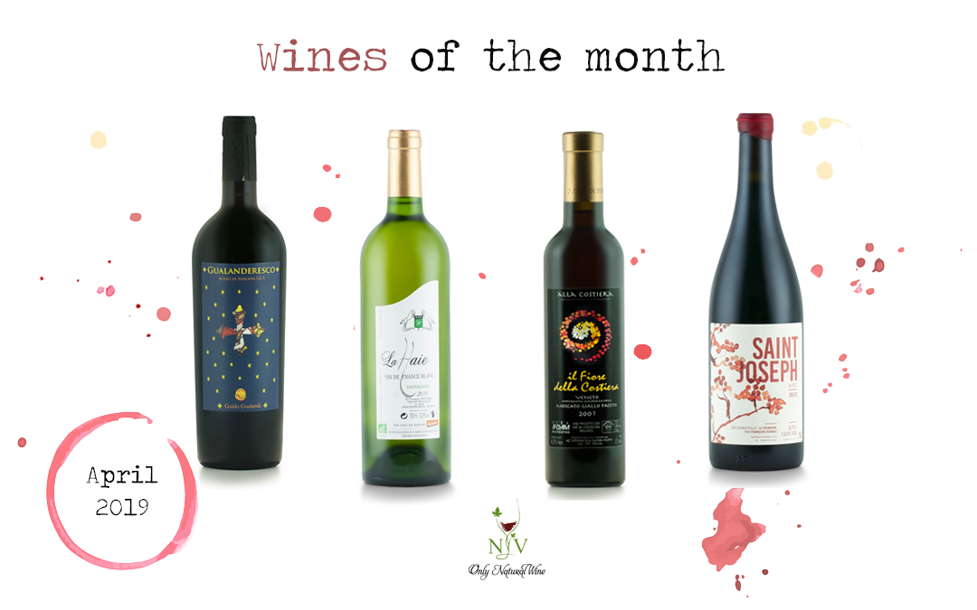Natural wines of the month – April 2019