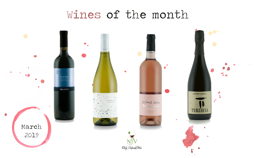 Natural wines of the month – March 2019