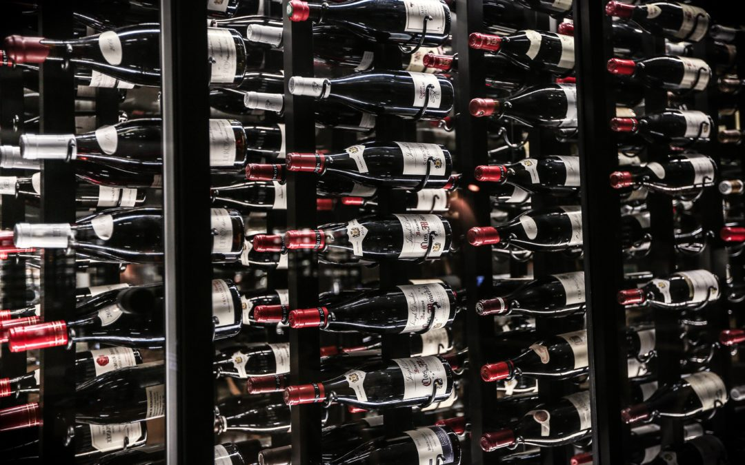 The art of storing wine: the underground wine cellar