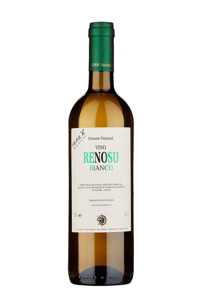 Tenute Dettori Renosu Bianco VDT 2018 Sardegna, Italy