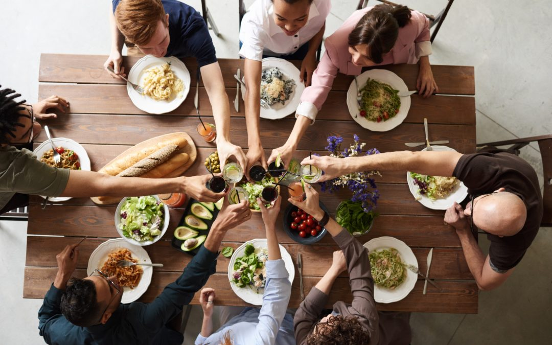 Healthy food and wine matches: three ideas